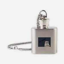 Naughty Cat Flask Necklace