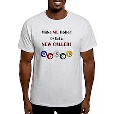 Cute Bingo caller T-Shirt