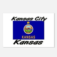 Kansas City Kansas Postcards (Package of 8)