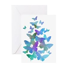 Beautiful Butterflies Greeting Cards