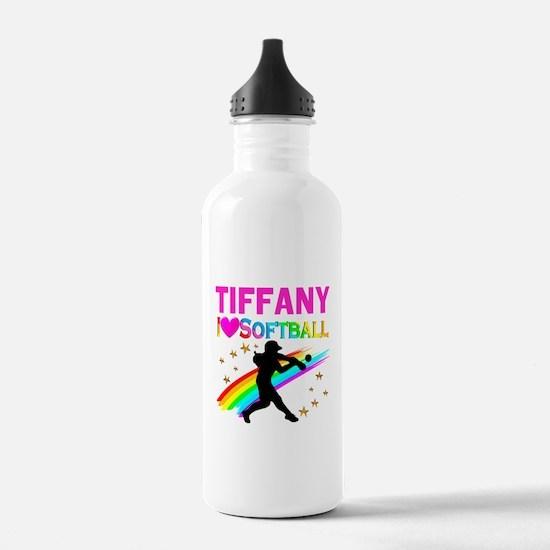 SOFTBALL STAR Sports Water Bottle