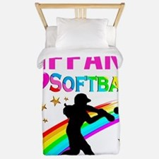 SOFTBALL STAR Twin Duvet