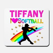 SOFTBALL STAR Mousepad