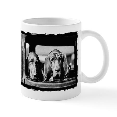 Vintage Bloodhound Mug