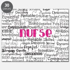 Nurse Adjectives Puzzle