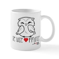 Be Wise Immunize Mugs
