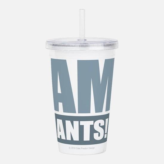 Damn Ants! Acrylic Double-wall Tumbler