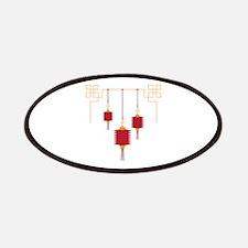 Chinese Lanterns Patch