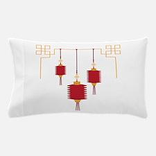 Chinese Lanterns Pillow Case