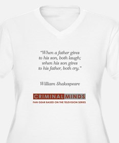 WHEN A FATHER... T-Shirt