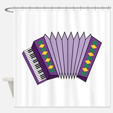 Accordian Shower Curtain