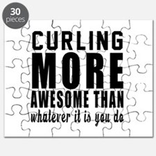 Curling More Awesome Designs Puzzle