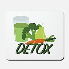 Detox Juice Mousepad