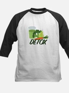 Detox Juice Baseball Jersey