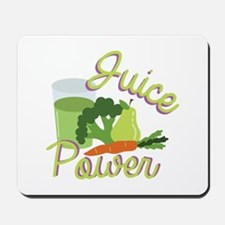 Juice Power Mousepad