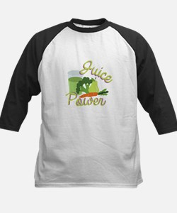 Juice Power Baseball Jersey
