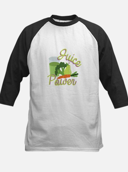 Juice Power Baseball Jersey