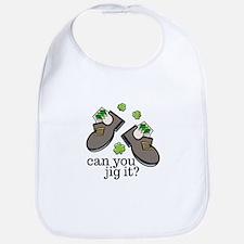Can You Jig It Bib