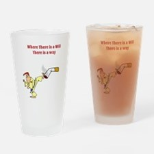 Cool Rehab Drinking Glass