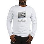 Lake Winnipesaukee Museum Logo Long Sleeve T-Shirt