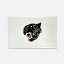 Panther Head Magnets
