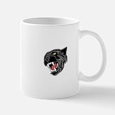 Panther Head Mugs
