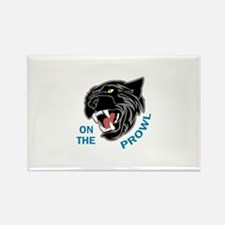 Panther On The Prowl Magnets
