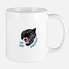 Panther On The Prowl Mugs
