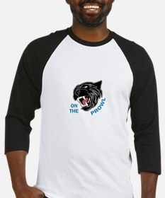 Panther On The Prowl Baseball Jersey