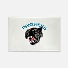 Team Panthers Magnets
