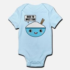 Rice to Meet You Body Suit