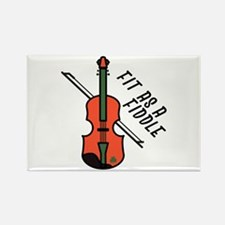 Fit As Fiddle Magnets