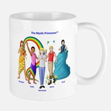 The Mystic Princesses Mugs