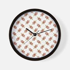 ANGELS Wall Clock