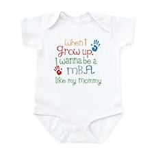 MBA Like Mommy Infant Bodysuit