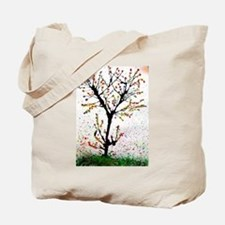 Spring tree Tote Bag