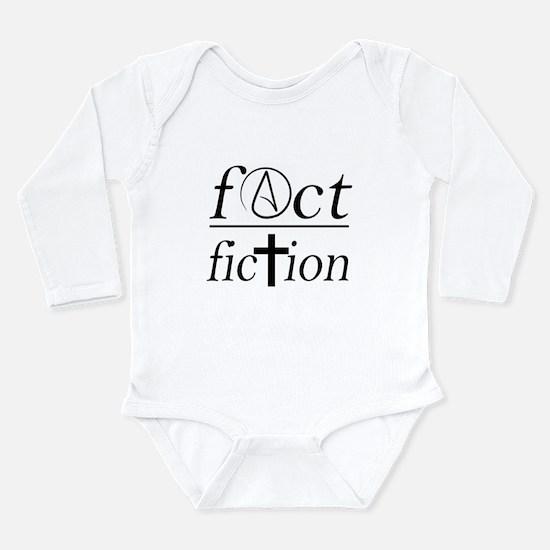 fact over fiction atheist religion scien Body Suit