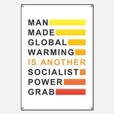Socialist Power Grab Banner