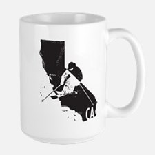 Ski California Large Mug