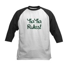 YiaYia Rules! Tee