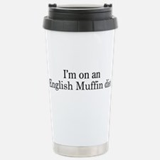 Cute Muffins design Travel Mug
