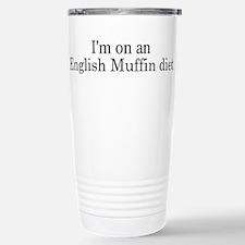 Unique I am on a iced tea diet Travel Mug