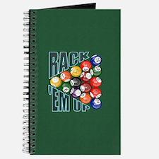 Rack Em Up Journal