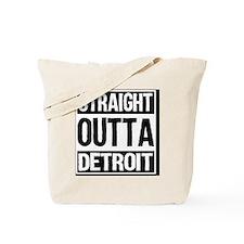 Unique Detroit lion Tote Bag