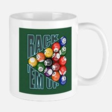 Rack Em Up Mugs