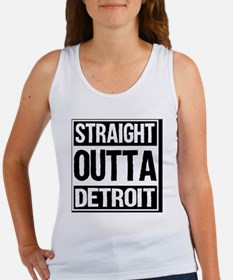 Cute Detroit tiger Women's Tank Top