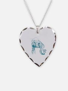 Funny Elephant Necklace