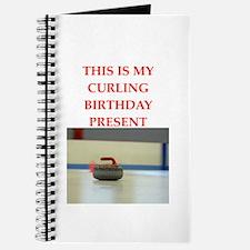 a birthday present Journal