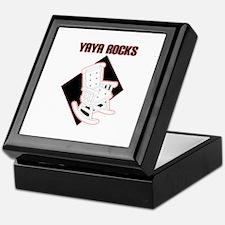 YaYa Rocks Keepsake Box