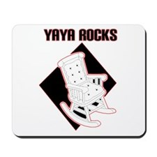 YaYa Rocks Mousepad